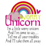 Worry Unicorn
