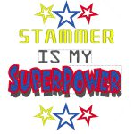 Stammer is my super power