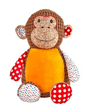 Monkey-Harlequin-Brown