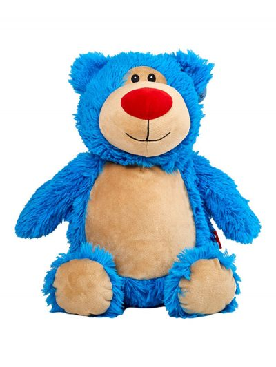 Bear-Turquoise
