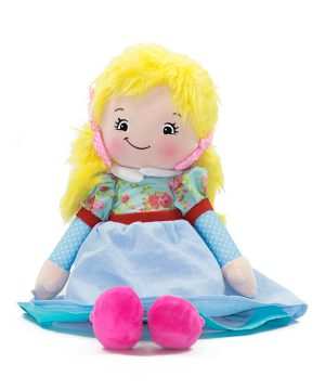 Blonde Haired Doll