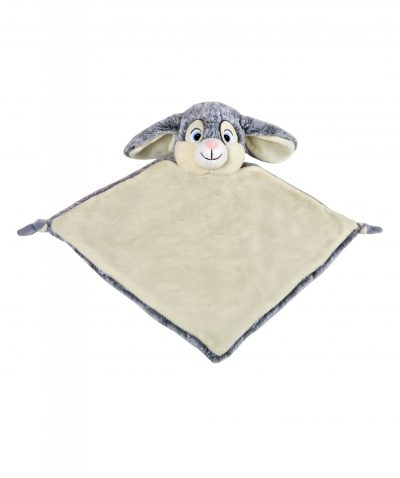 Bunny-Blankie-Grey