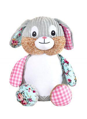 Harlequin-Pink-Bunny