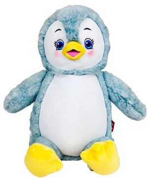 Penguin Personalised Teddy Bear