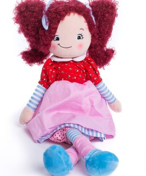 Red Haired Doll