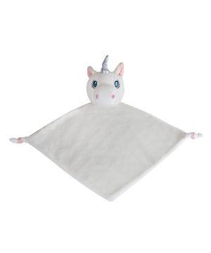 Unicorn-Blankie-White