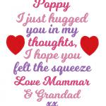 Hugged - Girl