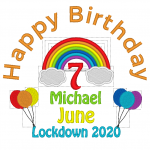 Happy Lockdown Birthday